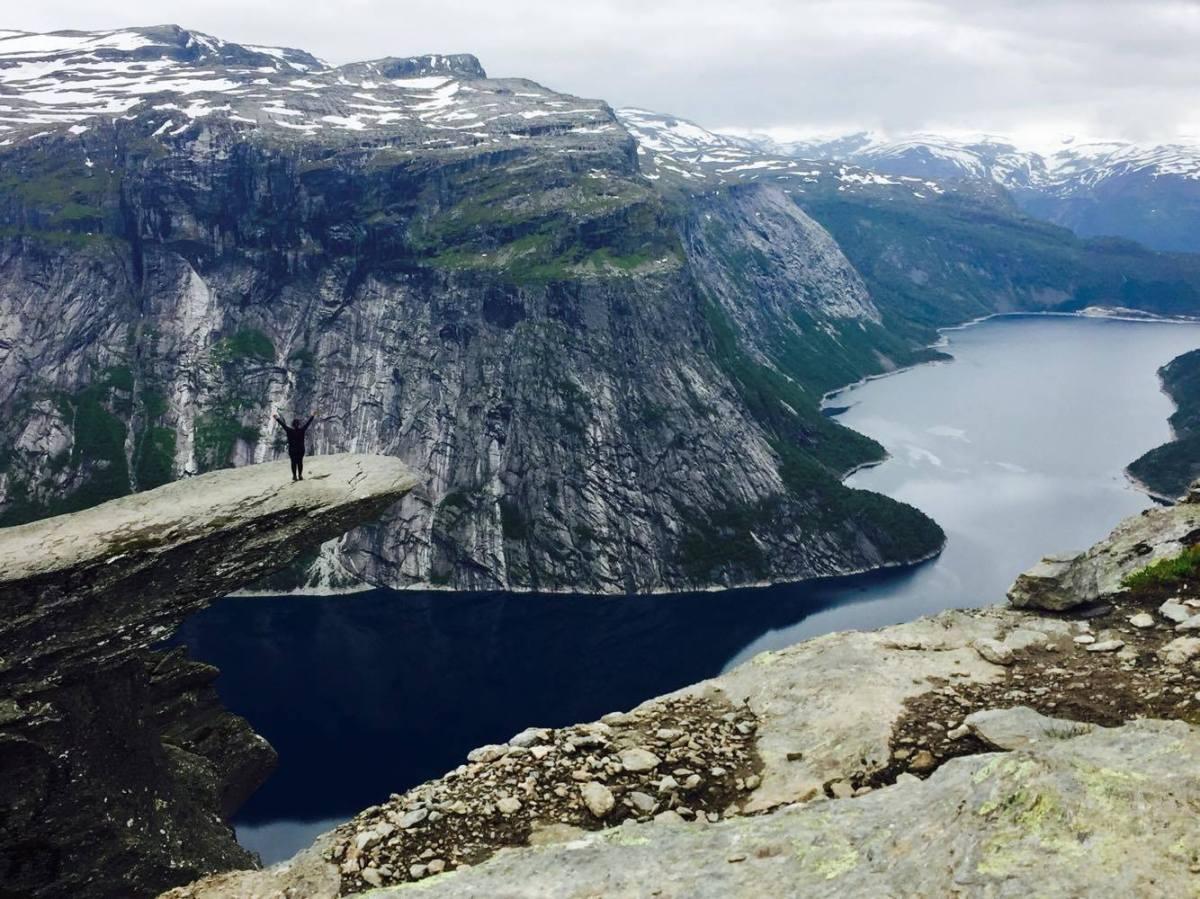 Roadtrip in Norwegen! Next Stop: eine Wanderung zur Trolltunga