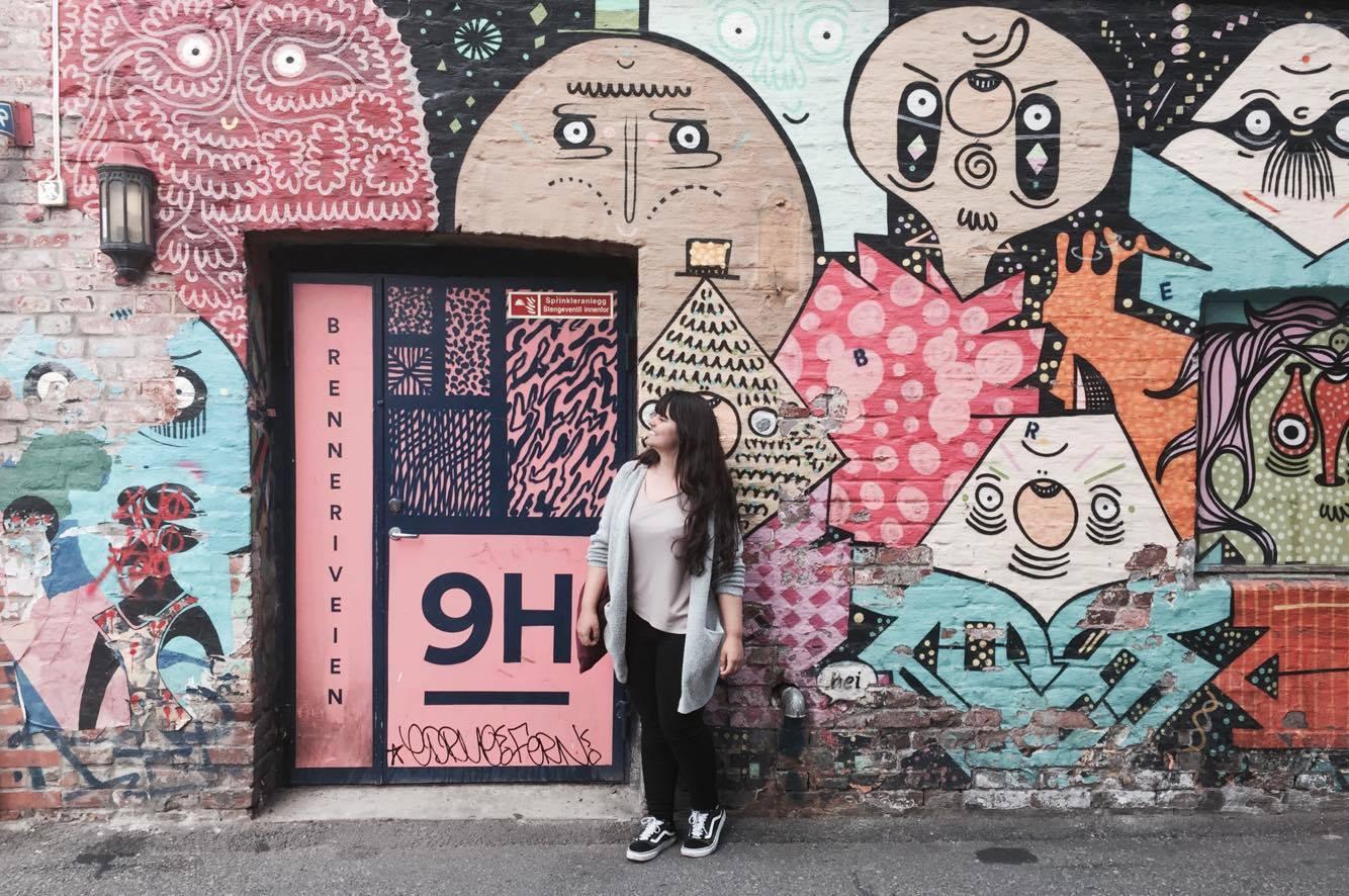 Vanity visits Oslo | Foto: Vanessa Rappa