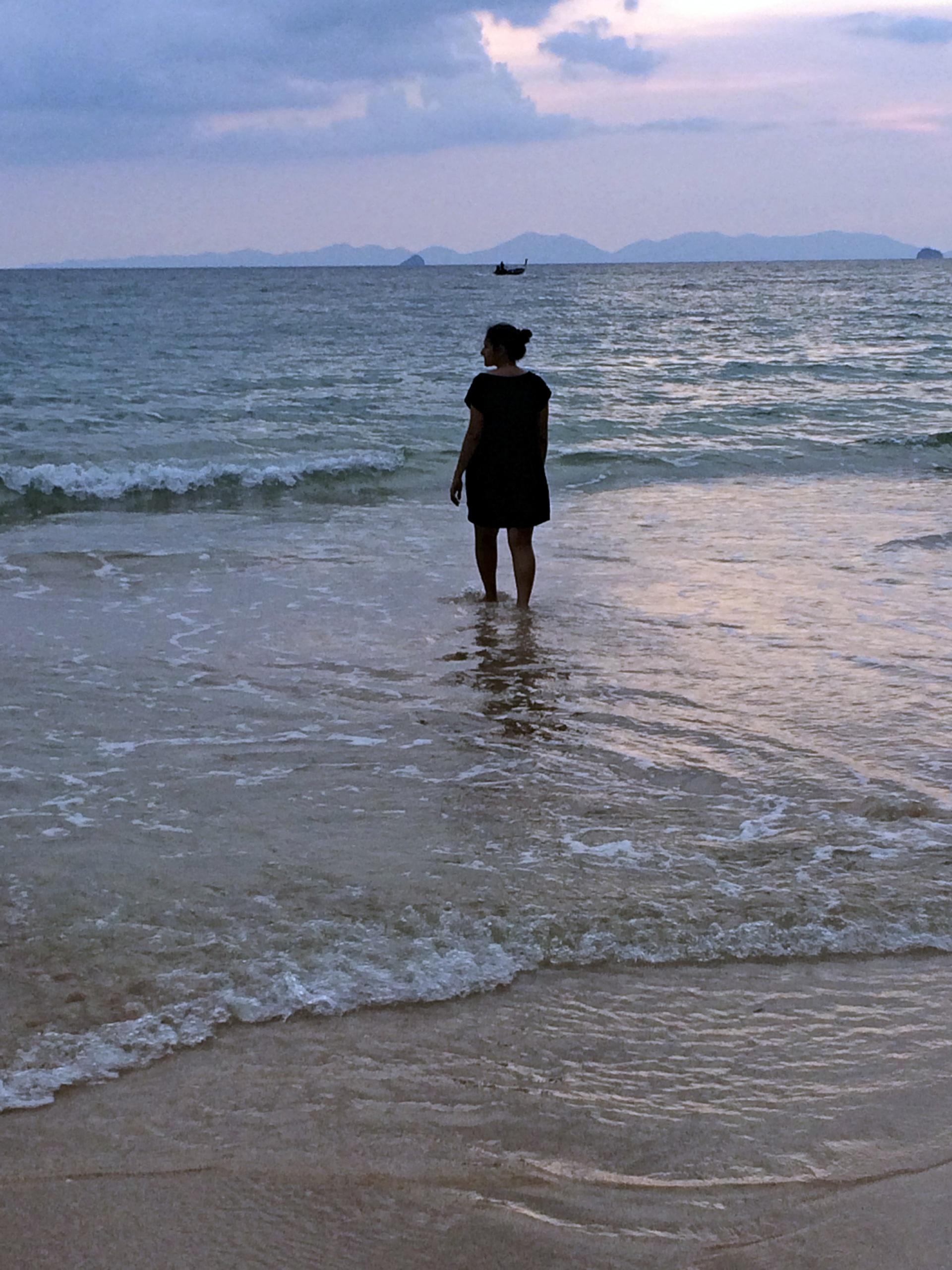vany visitd thailand railay beach