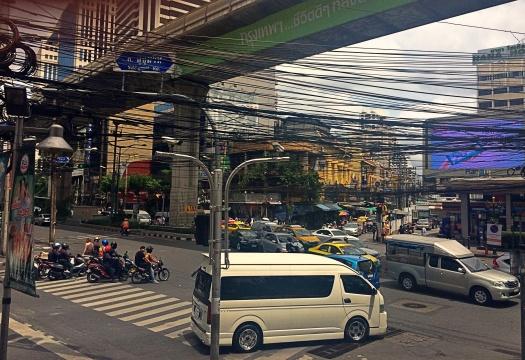 vany visits bangkok chaos