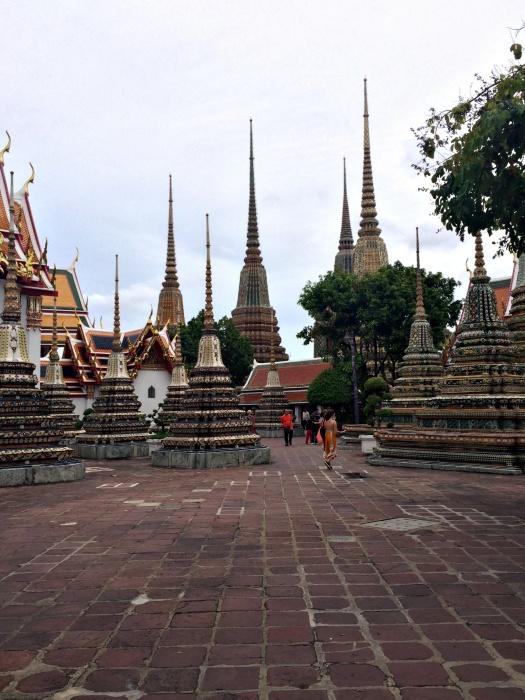 vany visits bangkok großer palast