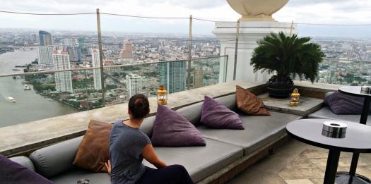 vany visits bangkok lebua state tower