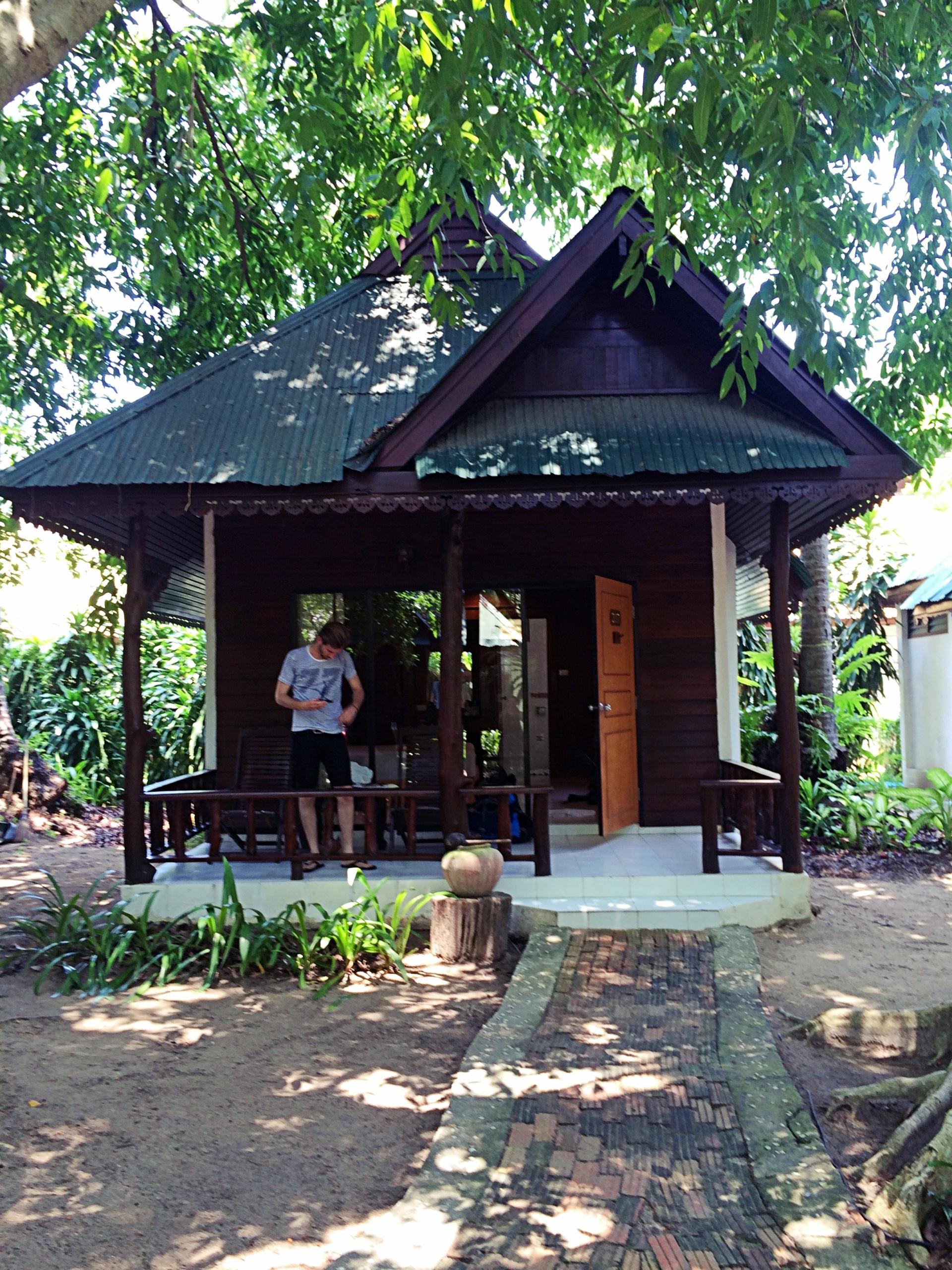 vany visits thailand krabi railay beach