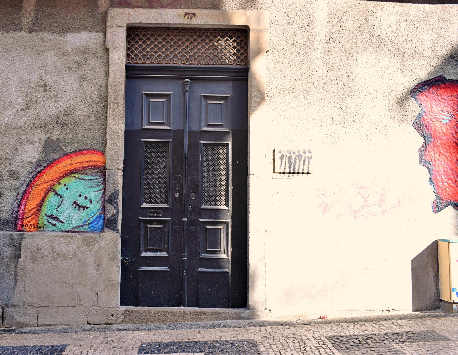 vany visits_streetart_porto_1