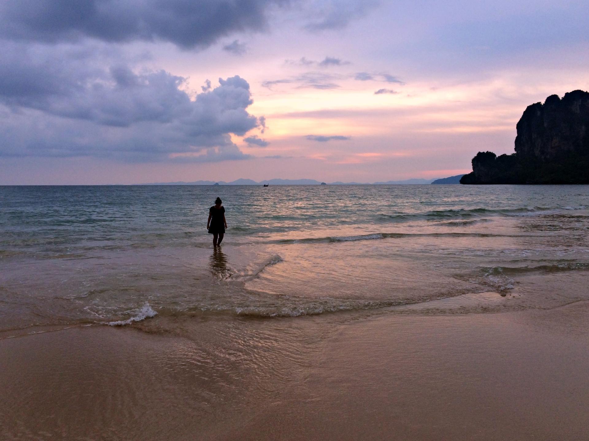 vany visits_railay beach_sonnenuntergang 3