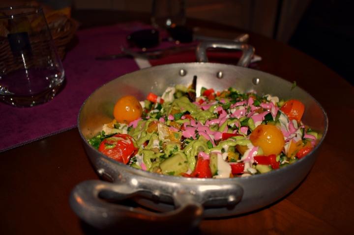 vany visits_bukarest_aubergine restaurant