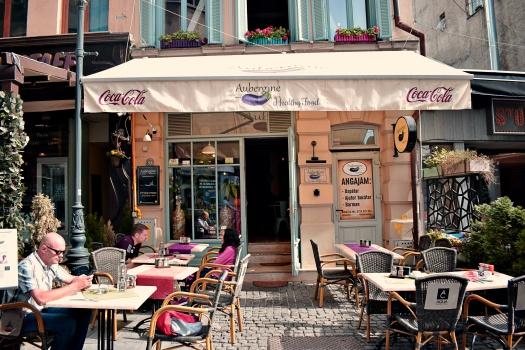 vany visits_Restaurant Aubergine Bukarest