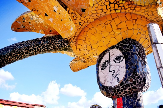vany visits kuba fusterlandia