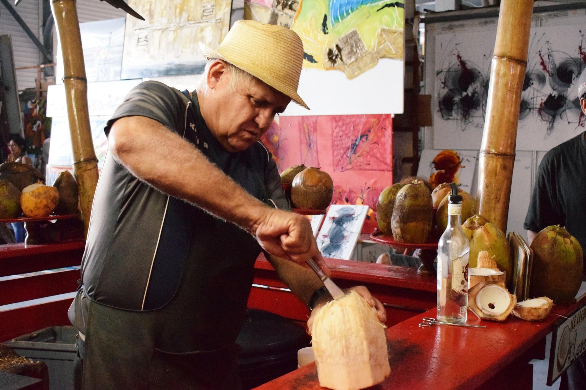 vany visits kuba havanna